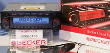Becker Grand Prix 7995 MP3 BT Radio Komplettset für Youngtimer etc