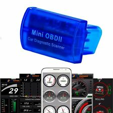 New Super Mini OBD 2 Car Scanner Scan Tool Diagnostic With Android Phone Tablet