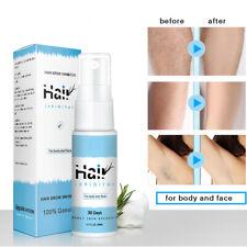 Permanent Stop Hair Growth Inhibitor Pubic Hair Repair Spray Facial Hair Remover