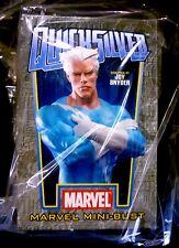 Bowen Marvel Comics Quicksilver Blue Bust Statue .