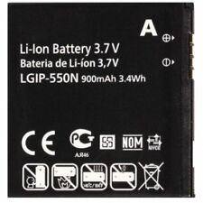 Battery LGIP-550N LGIP500N LG Mini GD510 POP GD570 GD880 DLite KU700 KV700 S310