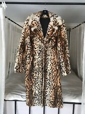 Stefania Sarte Reversable Fur Coat
