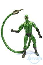 """Marvel Legends 6"""" Inch Molten Man BAF Wave Spider-Man Scorpion Loose Complete"""