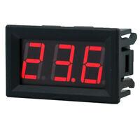 DC LED Digital Display Volt Voltage Meter Voltmeter Car Motor 0.56'' 4 Colors