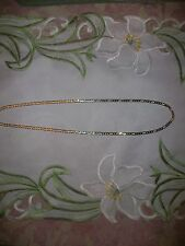 """Fine Jewelry, 24"""" FIGARO Necklace, 14K Gold-Filled - SUPERB!!!"""