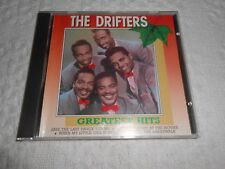 CD-  THE DRIFTERS GREATEST HITS / tested