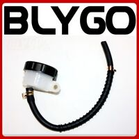 Hydraulic Brake Fluid Bottle Reservoir Cylinder PIT PRO Quad Dirt Bike ATV Buggy