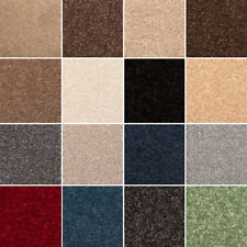 Solid Fitted Carpets & Underlay