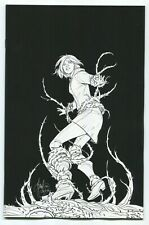 Buffy the Vampire Slayer Willow #4 (Boom!) 1:25 Andalfo B&W Variant! See Scans!
