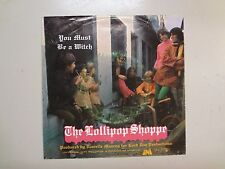 "LOLLIPOP SHOPPE: You Must Be A Witch- Don't Close The Door-U.S. 7"" 68 UNI DJ PSL"