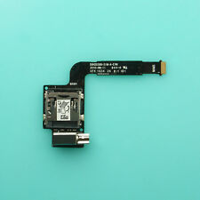 Micro SD Card Socket Slot Vibrator Flex Cable Ribbon For HTC Desire Z A7272 G2