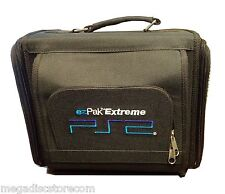 New Carrying Bag ezPak Extreme for PlayStation2 Video Game and Small Equipment