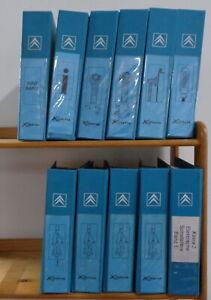 Manual de Taller / Guía Reparación Citroën Xsara + Coupé Y Break Año Fab. 97-02