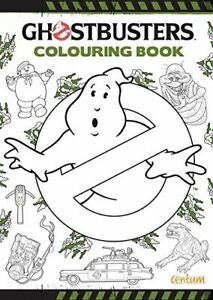 Ghostbusters Doodle Colouring Book by Centum Books Book The Cheap Fast Free Post