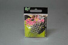 BFT Big Fish Tackle - Pike - Center Pin - Shallow Screw - medium - 5 Stück - neu
