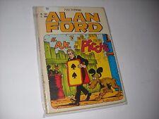 ALAN FORD ORIGINALE NUMERO 151 FIRST EDITION EDITORIALE CORNO PRIMA EDIZIONE!!!
