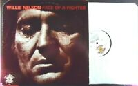 1978 WILLIE NELSON  FACE OF A FIGHTER  Vinyl LP Record Album EXCELLENT CONDITION