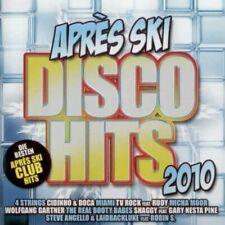 Après Ski DiscoHits 2010  -  Cool Après Ski Club Sound - Doppel CD - Compilation