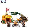 Bausteine Xingbao Dschungel Abenteuer Spielzeug Modellbausätze BaukästenToys