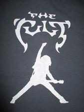 The Cult Electric (Xl) T-Shirt Ian Astbury Billy Duffy Jamie Stewart Les Warner