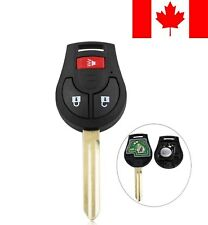 1x New Replacement Keyless Entry Remote Control Key Fob For Nissan & Infiniti