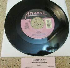 Hootie & The Blowfish : Araby / Tucker's Town 45 Rpm w/ Jukebox Slip 3A