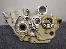 2010 KTM 250 SXF Left side engine motor crankcase crank case 10 250SXF SX F