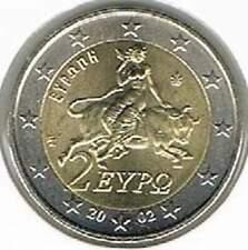 Griekenland 2002 UNC 2 euro : Standaard