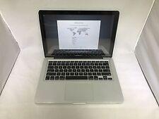 MacBook Pro 13 Mid 2012 MD102LL/A 2.9GHz i7 8GB 750GB Good Condition READ