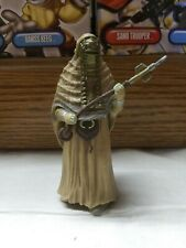 Star Wars Tusken Raider Female and Child Hasbro 2002 Complete 3.75 Action Figure