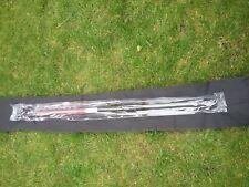 Shakespeare 2.40 metre telescopic sea fishing rod.