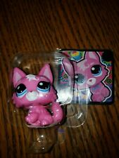 Littlest Pet Shop Bobble Pink Cat 3561 New Retired