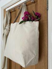 OVERSIZE BEACH BAG - ORGANiC CoTTON ToTE CANVAS BAG, Shopper, shoulder bag tote