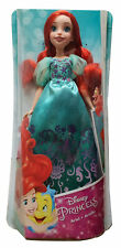 Disney Arielle doll in a glamorous dress extra long red hair fashion doll NEW