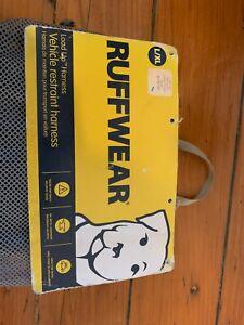 Ruffwear Dog Car Harness Load Up Vehicle Restraint Pet Travel Ruff Wear Seatbelt