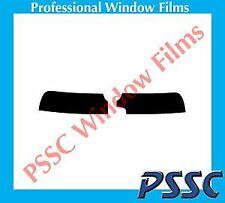 PSSC Pre Cut Sun Strip Car Window Films For Peugeot 508 Saloon 2011-2016