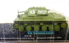 1:72 Carro/Panzer/Tanks/Military KV-1E - Ussr 1941 (33)