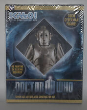 Doctor Who 30cm Super Kitt-O Construction Kit Cyberman, Brand New Sealed