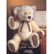 RUSS 2001 Teddy Bear FARRINGTON Bears from the Past LE006 Retired