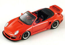 Spark Model 1:43 s0729 Gemballa Avalanche GTR 500 Cabrio 2005 Red NEW