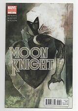 Moon Knight #1 (July 2011, Marvel) 2nd Print Variant! Maleev!