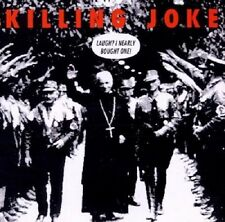 Killing Joke Laugh? I Nearly Bought One CD NEW SEALED Eighties/Requiem/Wardance+