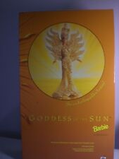Mattel - Barbie -(1995)  Goddess of the Sun Doll by Bob Mackie