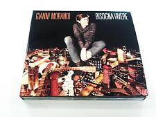 GIANNI MORANDI BISOGNA VIVERE CD+DVD DIGIPAK 2013