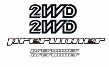 VW 2WD PRERUNNER  Decal Sticker set 1986-91, Volkswagen, Vanagon