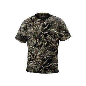 Fishouflage Crappie Fishing Camo Performance Shirt, Men's Short Sleeve