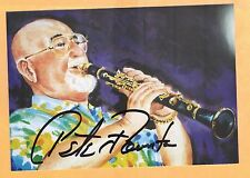 Pete Fountain-signed photo-22