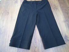 "ANN TAYLOR Curvy Petite Women's Three Quarter Length Trousers Size 4P W30"" UK10"