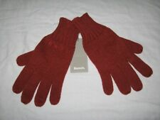 BNWT - BENCH Knitted Winter Gloves  Autumn Red