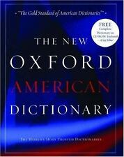 The New Oxford American Dictionary: Book and CD-ROM package (New Look for Oxford